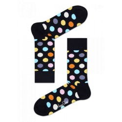 big dot socks negro