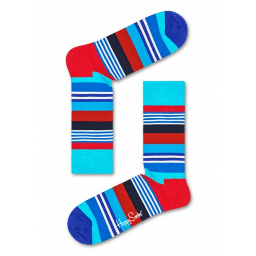 multi stripe socks multicolor