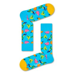 banana socks blau