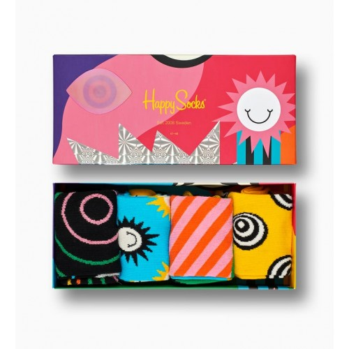 4-pack psychedelic gift box