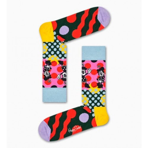 minnie time disney socks
